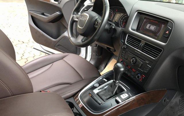 Bán Audi Q5 2013 – Chuẩn mực của sự hoàn hảo, xe sang nhập khẩu mà giá của xe Nhật, cực kỳ đáng yêu16