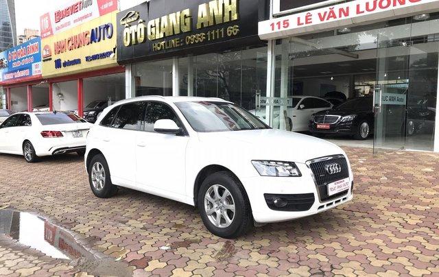 Bán Audi Q5 2013 – Chuẩn mực của sự hoàn hảo, xe sang nhập khẩu mà giá của xe Nhật, cực kỳ đáng yêu4