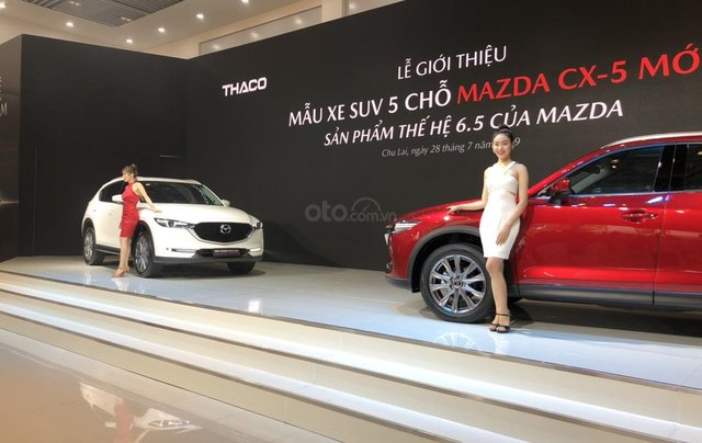 Giá lăn bánh xe Mazda CX-5 2019, hết ưu đãi giá tăng đáng kể