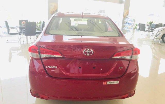 Giá xe Vios 1.5 số tự động tốt nhất tại Nghệ An, đủ màu, giao ngay chỉ 120 triệu, LH 0931 399 8862