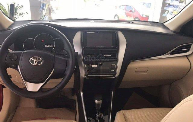 Giá xe Vios 1.5 số tự động tốt nhất tại Nghệ An, đủ màu, giao ngay chỉ 120 triệu, LH 0931 399 8863