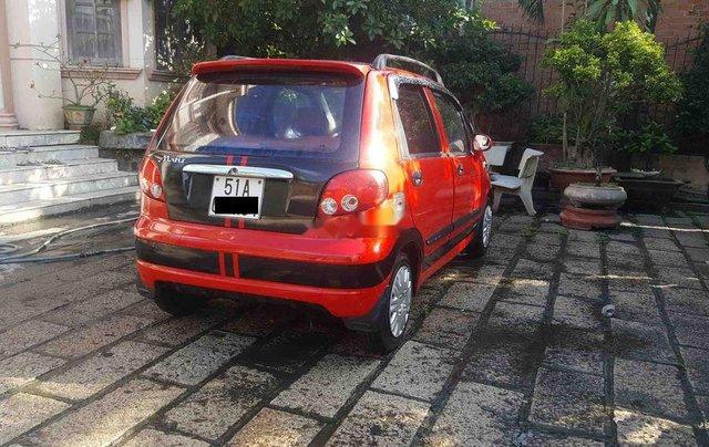 Bán ô tô Daewoo Matiz đời 2004, màu đỏ còn mới giá cạnh tranh1