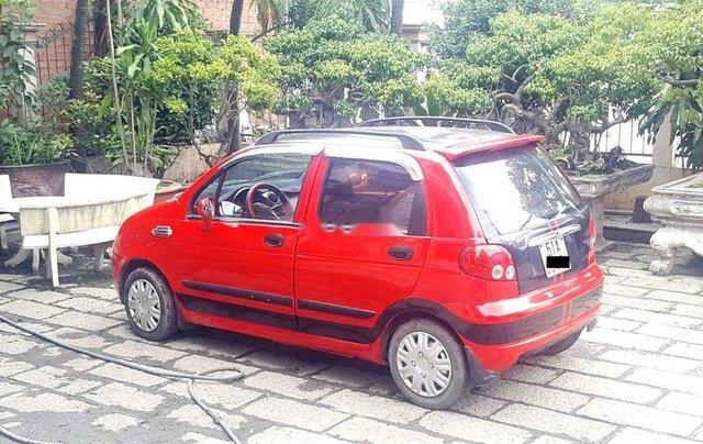 Bán ô tô Daewoo Matiz đời 2004, màu đỏ còn mới giá cạnh tranh4