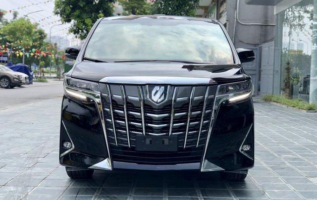 Giao ngay Toyota Alphard Excutive Lounge 2019, xe mới có sẵn ở showroom, LH Ms. Hương 094.539.24680
