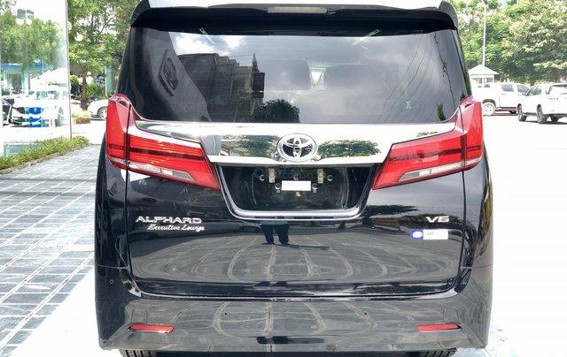 Giao ngay Toyota Alphard Excutive Lounge 2019, xe mới có sẵn ở showroom, LH Ms. Hương 094.539.24685