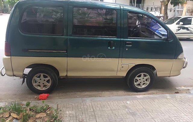 Bán Daihatsu Citivan 1.6 MT sản xuất năm 2003, màu xanh lam, nhập khẩu, xe đẹp, gia đình đi giữ gìn cẩn thận2