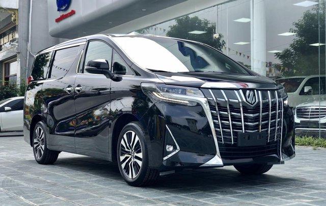 Bán Toyota Alphard Excutive Lounge sản xuất 2019, nhập khẩu chính hãng, em Huân 0981.0101.610
