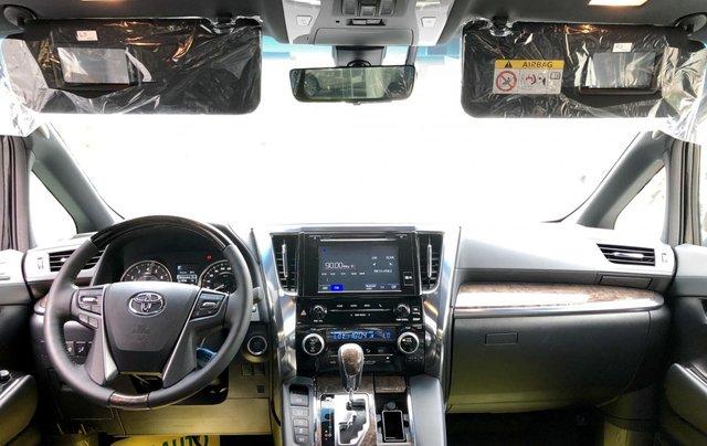 Bán Toyota Alphard Excutive Lounge sản xuất 2019, nhập khẩu chính hãng, em Huân 0981.0101.6117
