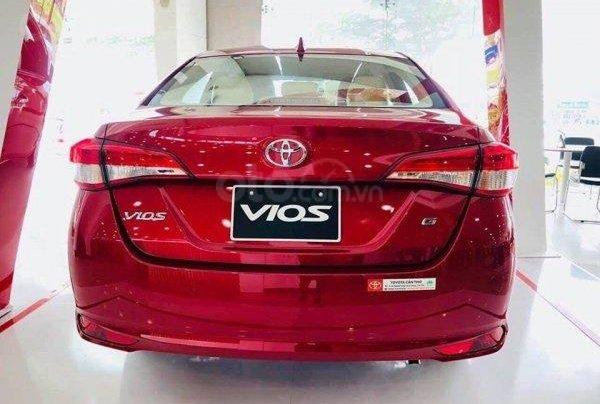 Toyota Vios đời 2019 giá cực tốt, giao xe ngay, hỗ trợ trả góp lên tới 85% giá trị xe1