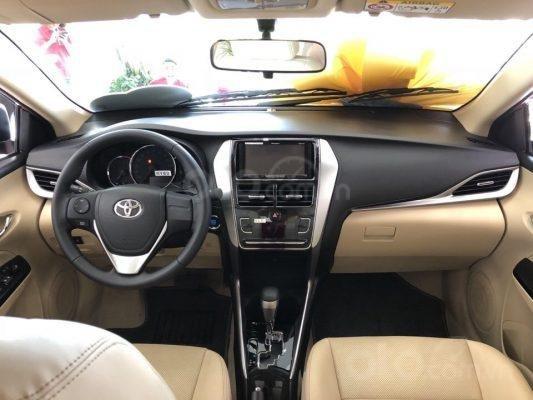 Toyota Vios đời 2019 giá cực tốt, giao xe ngay, hỗ trợ trả góp lên tới 85% giá trị xe2