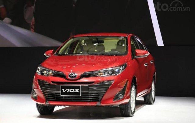 Toyota Vios đời 2019 giá cực tốt, giao xe ngay, hỗ trợ trả góp lên tới 85% giá trị xe3