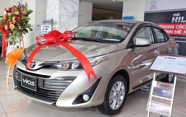 Toyota Vios bản G + E + E MT, giá cực tốt, giao xe ngay, hỗ trợ trả góp đến 85% giá trị xe0