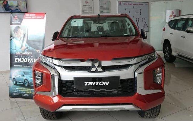 Bán Mitsubishi Triton 2.4L AT Mivec đời 2019, xe giá thấp, giao nhanh toàn quốc1
