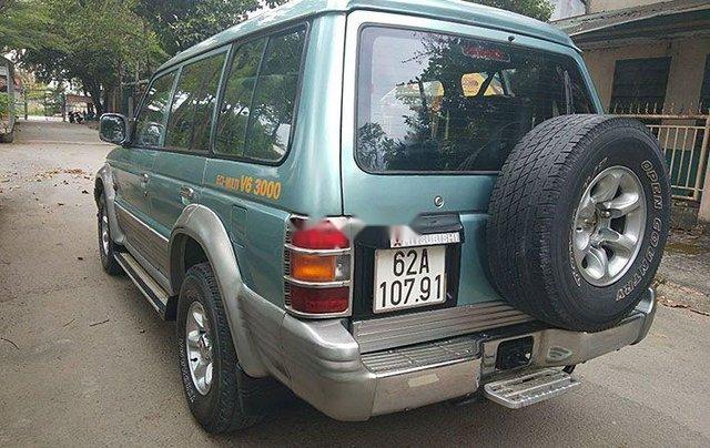 Bán Mitsubishi Pajero đời 2000, xe 7 chỗ đang sử dụng1
