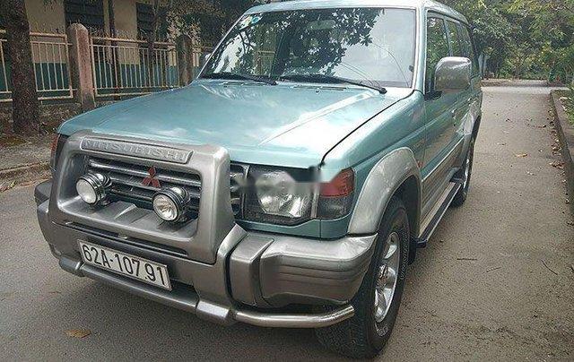 Bán Mitsubishi Pajero đời 2000, xe 7 chỗ đang sử dụng0