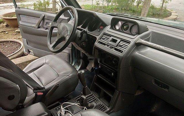 Bán Mitsubishi Pajero đời 2000, xe 7 chỗ đang sử dụng4