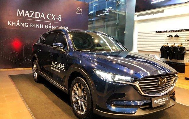 Mazda CX8 - Ưu đãi cực hấp dẫn tháng Ngâu - Hỗ trợ trả góp1
