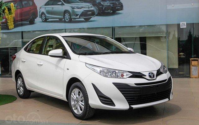 Toyota Vios 2019 giá cực sâu đủ màu, giao ngay, mua xe Toyota Vios để nhận ưu đãi lớn nhất từ trước đến nay1