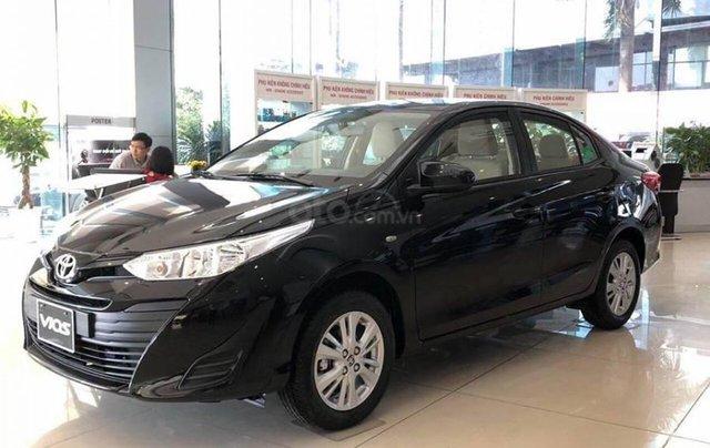 Bán Toyota Vios E đời 2019, giao ngay đủ màu, mua xe Vios chưa bao giờ rẻ đến thế1