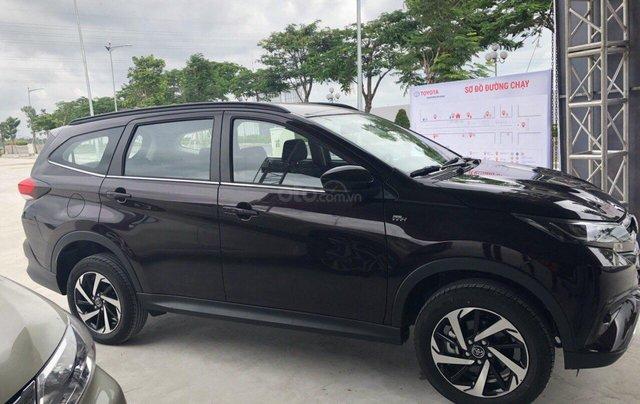 Bán Toyota Rush 1.5S AT năm 2019, màu đỏ, xe nhập, thanh toán 250tr nhận xe1