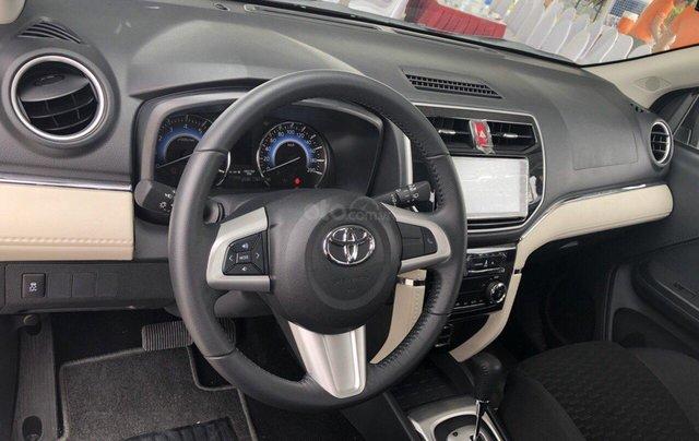 Bán Toyota Rush 1.5S AT năm 2019, màu đỏ, xe nhập, thanh toán 250tr nhận xe3