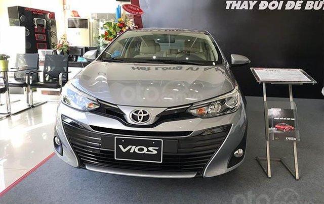 Bán Toyota Vios 2019 giá tốt, mua xe Vios nhận ngay ưu đãi cực khủng0