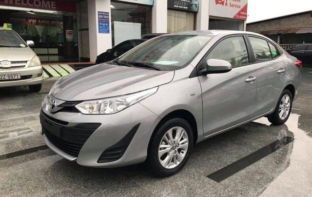 Bán Toyota Vios 2019 giá tốt, mua xe Vios nhận ngay ưu đãi cực khủng1