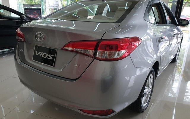 Bán Toyota Vios 2019 giá tốt, mua xe Vios nhận ngay ưu đãi cực khủng2