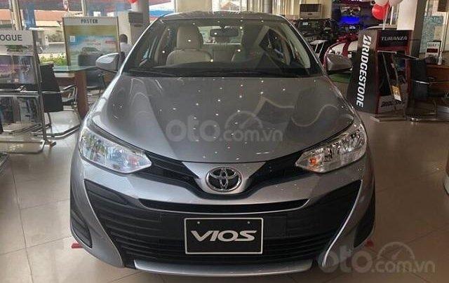 Bán xe Toyota Vios 2019 giá siêu cạnh tranh, hỗ trợ trả góp 85%, nhận xe chỉ với 150tr0