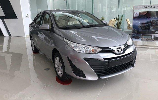 Bán xe Toyota Vios 2019 giá siêu cạnh tranh, hỗ trợ trả góp 85%, nhận xe chỉ với 150tr1