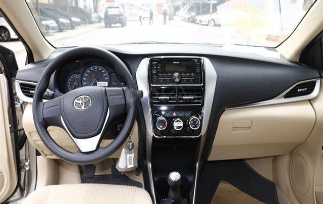 Bán xe Toyota Vios 2019 giá siêu cạnh tranh, hỗ trợ trả góp 85%, nhận xe chỉ với 150tr2