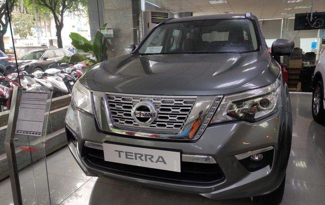 Bán xe Nissan Terra đăng ký lần đầu 2018, màu xám (ghi) xe nhập giá 1 tỷ 257 triệu đồng2