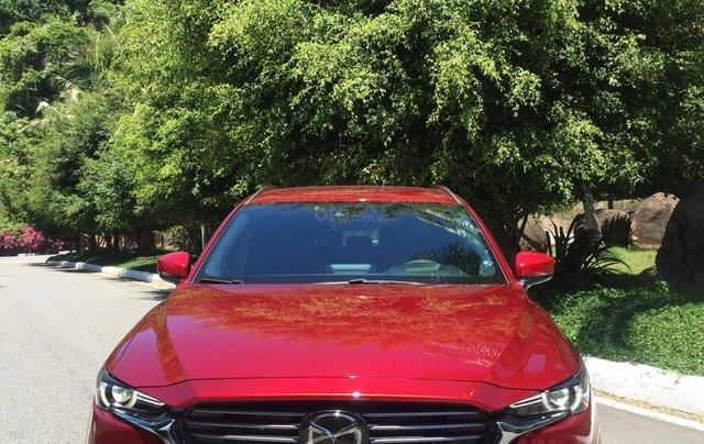 Mazda CX 8 2019, ưu đãi 50tr + 01 Năm BHVC + Hỗ trợ vay 80%0