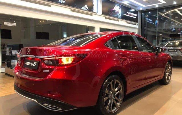 Bán Mazda 6 ưu đãi tốt - trả trước 270tr - gói BD 50.000km3