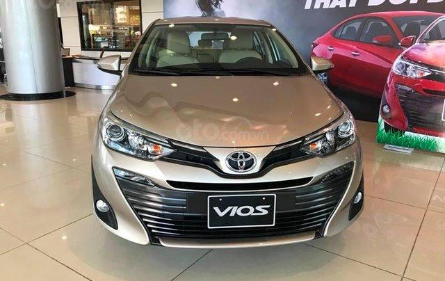 Toyota Thái Hòa Từ Liêm - Bán Vios G 2019 giá cực tốt, nhiều quà tặng - LH 0975.882.1690