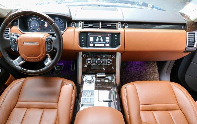Bán LandRover Range Rover SV Autobiography 5.0 đời 2016, hai màu xám đen3