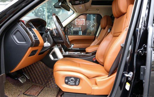 Bán LandRover Range Rover SV Autobiography 5.0 đời 2016, hai màu xám đen4