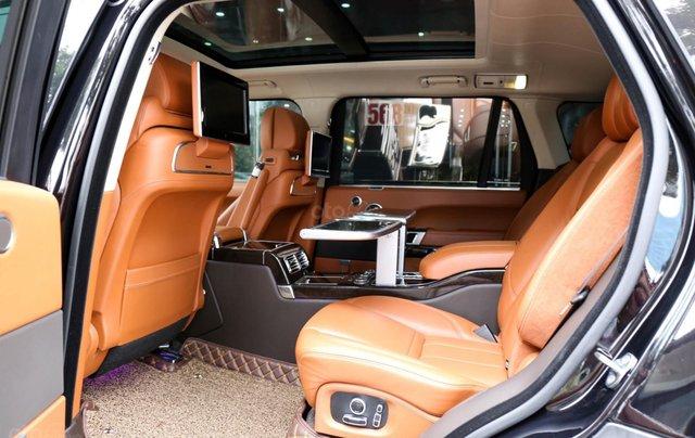 Bán LandRover Range Rover SV Autobiography 5.0 đời 2016, hai màu xám đen10