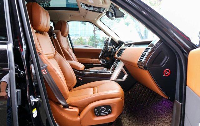Bán LandRover Range Rover SV Autobiography 5.0 đời 2016, hai màu xám đen9