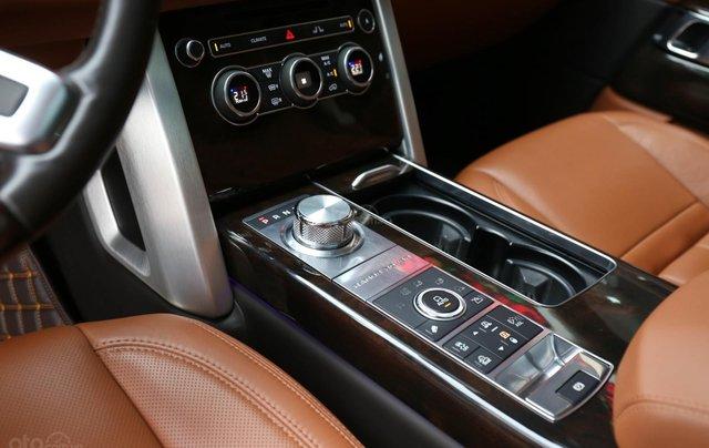 Bán LandRover Range Rover SV Autobiography 5.0 đời 2016, hai màu xám đen11