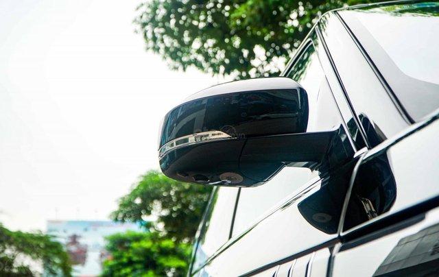Bán LandRover Range Rover SV Autobiography 5.0 đời 2016, hai màu xám đen15