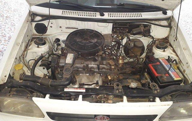 Cần bán xe Kia CD5 sản xuất năm 2009, màu trắng, nhập khẩu còn mới, giá 80tr3
