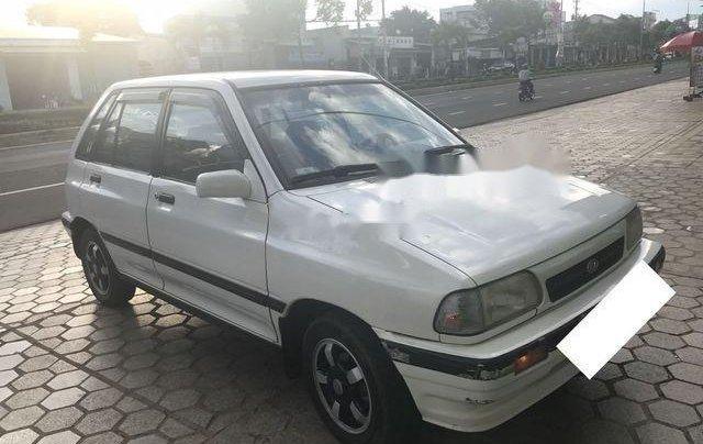 Cần bán xe Kia CD5 sản xuất năm 2009, màu trắng, nhập khẩu còn mới, giá 80tr0