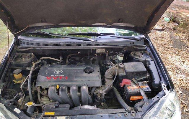 Bán xe Toyota Corolla Altis đời 2004, màu đen còn mới4