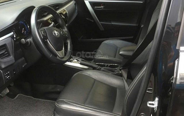 Bán xe Toyota Corolla Altis 1.8G 2017, màu đen. Liên hệ 0913715808 Thanh4