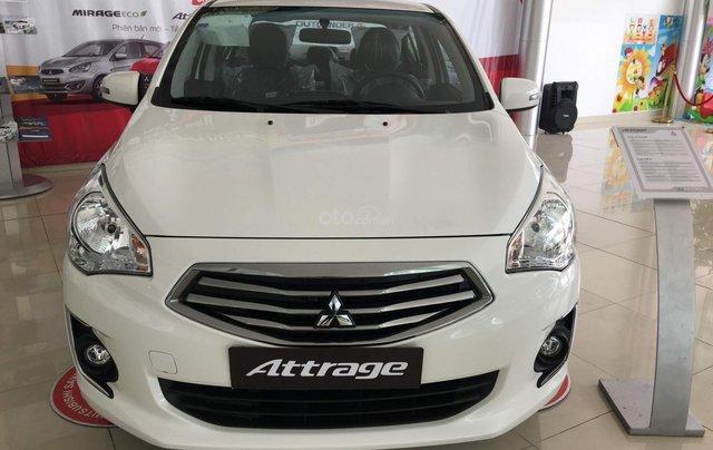 Bán xe Mitsubishi Attrage MT Eco 2019, siêu tiết kiệm 4l/100km, xe nhập, LH: 0935.782.7280
