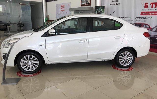 Bán xe Mitsubishi Attrage MT Eco 2019, siêu tiết kiệm 4l/100km, xe nhập, LH: 0935.782.7282