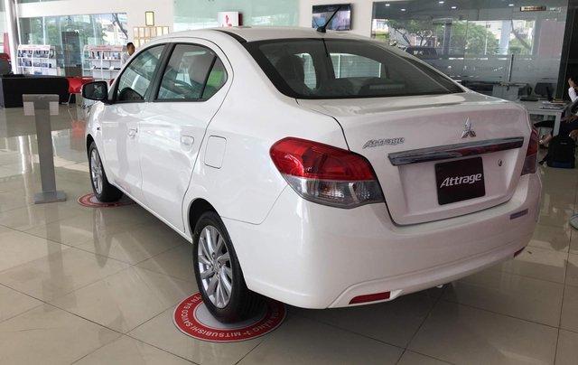Bán xe Mitsubishi Attrage MT Eco 2019, siêu tiết kiệm 4l/100km, xe nhập, LH: 0935.782.7283