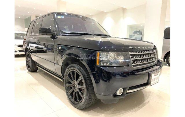 HCM: LandRover Range Rover Supercharged 5.0 2009, màu đen, xe nhập1