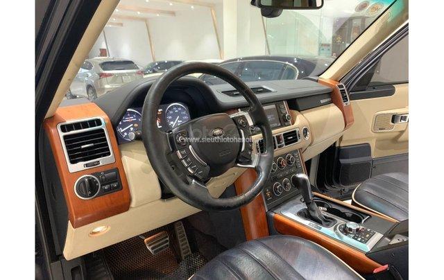 HCM: LandRover Range Rover Supercharged 5.0 2009, màu đen, xe nhập6
